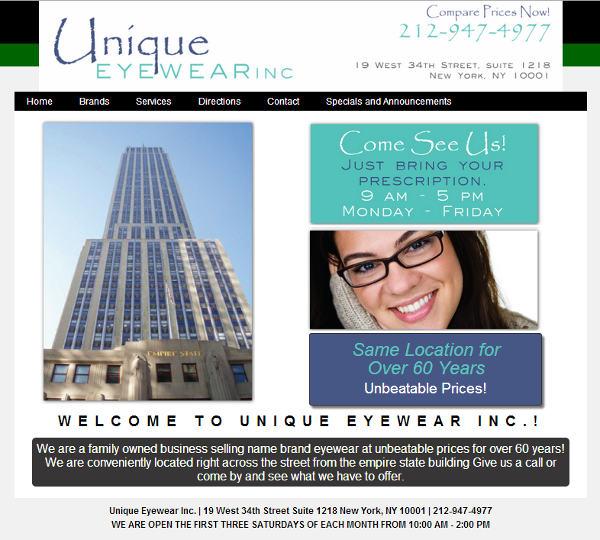 Simple HTML Website