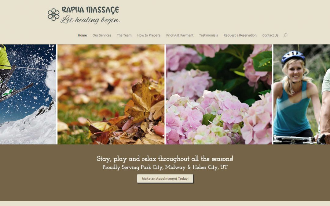 Rapha Massage Park City